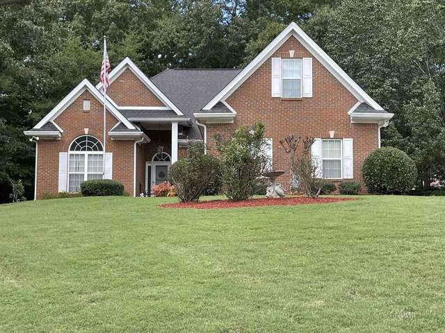 225 Winecoff Drive, Fayetteville, GA 30214 (MLS #9055347) :: Keller Williams