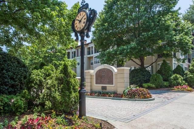955 Juniper Street NE #4127, Atlanta, GA 30309 (MLS #9055368) :: Scott Fine Homes at Keller Williams First Atlanta
