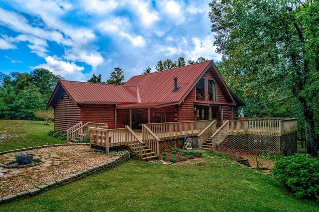 955 Smith Circle, Dawsonville, GA 30534 (MLS #9055428) :: The Realty Queen & Team