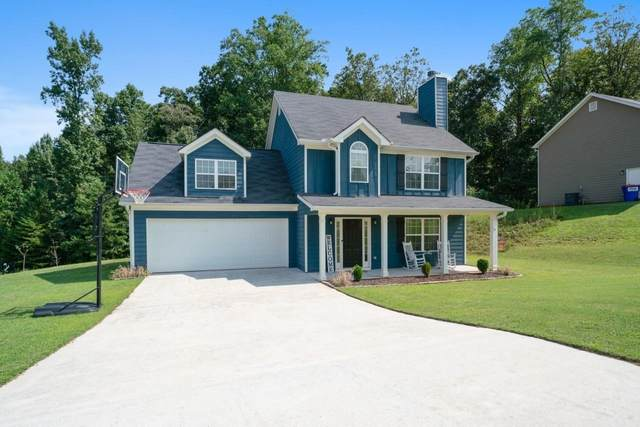 8752 Moss Hill Drive, Clermont, GA 30527 (MLS #9055443) :: Athens Georgia Homes