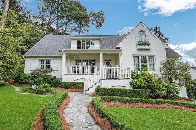 2245 Dellwood Drive NW, Atlanta, GA 30305 (MLS #9055464) :: EXIT Realty Lake Country