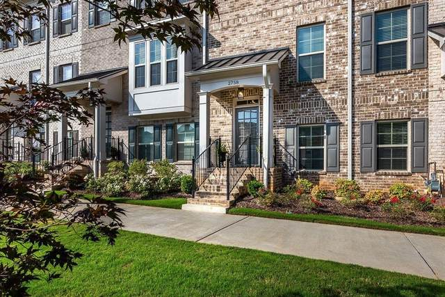 2758 Fullers Aly, Kennesaw, GA 30144 (MLS #9055474) :: The Cole Realty Group