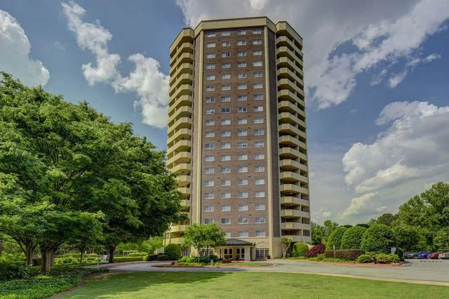 1501 Clairmont Road #1318, Decatur, GA 30033 (MLS #9055485) :: The Realty Queen & Team