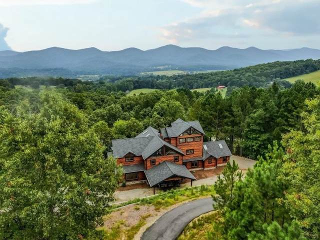 42 Sundown Court, Blairsville, GA 30512 (MLS #9055493) :: Athens Georgia Homes