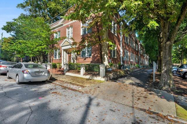 733 Frederica Street NE #16, Atlanta, GA 30306 (MLS #9055565) :: Scott Fine Homes at Keller Williams First Atlanta