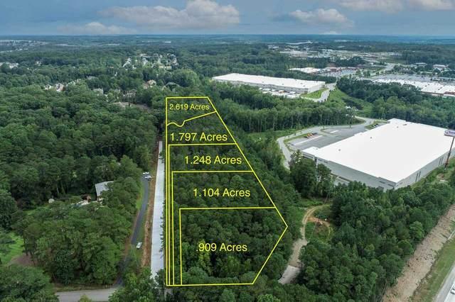 2101 E Maddox Road 1-5, Buford, GA 30519 (MLS #9055588) :: Regent Realty Company