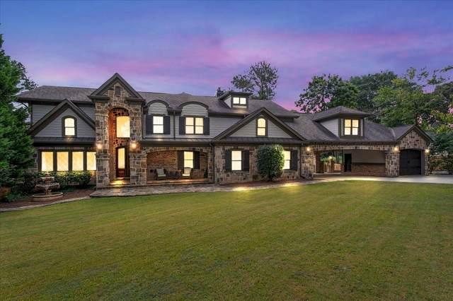 570 Creekwood Drive, Marietta, GA 30068 (MLS #9055604) :: Crown Realty Group
