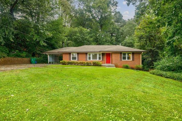 1095 Latham Road, Decatur, GA 30033 (MLS #9055667) :: EXIT Realty Lake Country