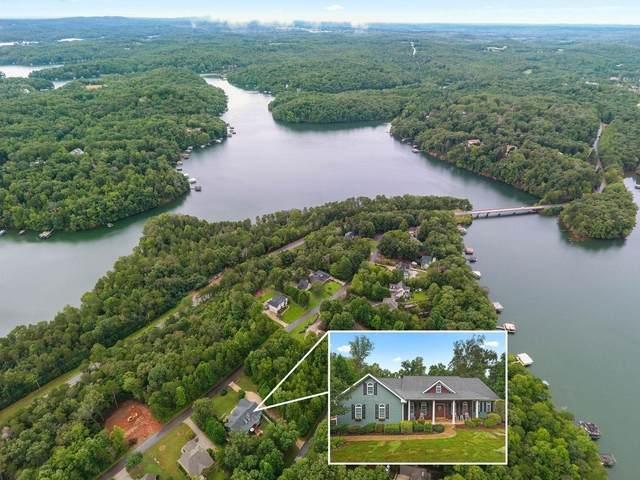 5737 Ridgewater Drive, Gainesville, GA 30506 (MLS #9055676) :: Morgan Reed Realty