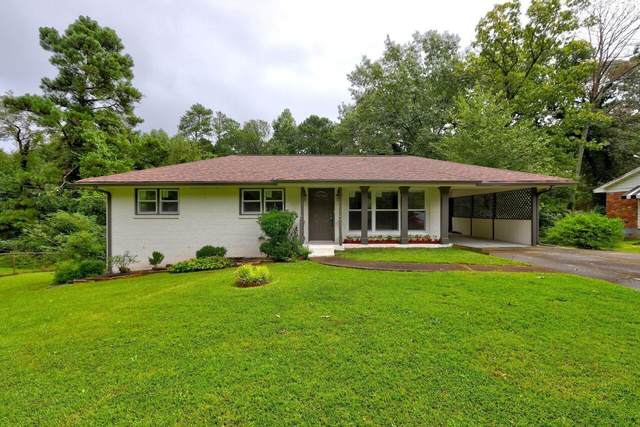 4347 Chelou Drive, Austell, GA 30106 (MLS #9055677) :: Morgan Reed Realty