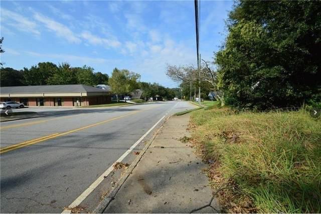 614 Washington Street, Gainesville, GA 30501 (MLS #9055690) :: Crown Realty Group