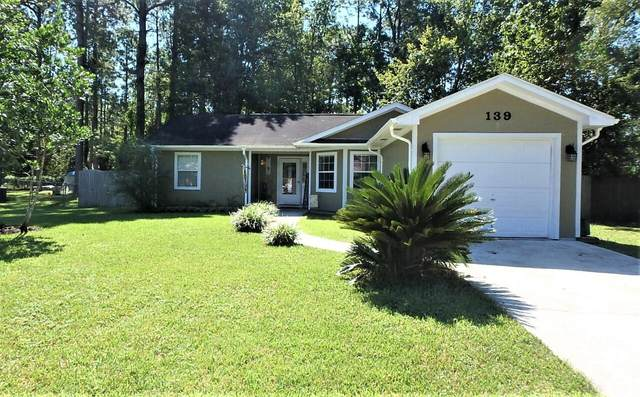 139 Tapique Circle, St Marys, GA 31558 (MLS #9055745) :: Crest Realty