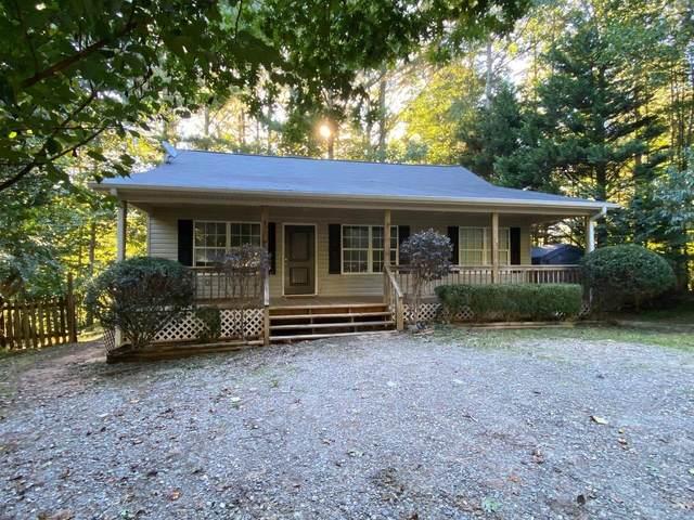 828 Barker Trail, Cleveland, GA 30528 (MLS #9055758) :: Morgan Reed Realty