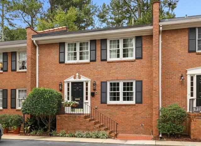 4620 Wieuca Road NE #37, Atlanta, GA 30342 (MLS #9055788) :: Anderson & Associates