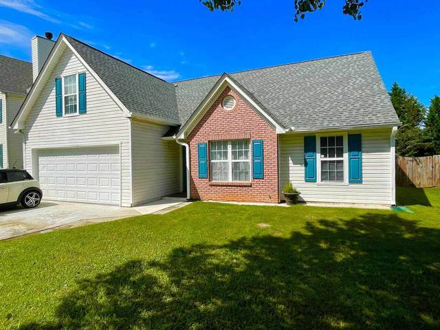 825 Meadow Walk Avenue, Lawrenceville, GA 30044 (MLS #9055796) :: Statesboro Real Estate