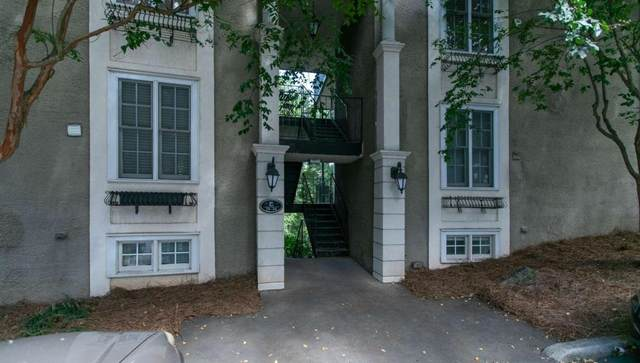 1445 Monroe Drive E-21, Atlanta, GA 30324 (MLS #9055797) :: Scott Fine Homes at Keller Williams First Atlanta