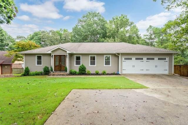 3598 Robinson Road NE, Marietta, GA 30068 (MLS #9055830) :: AF Realty Group