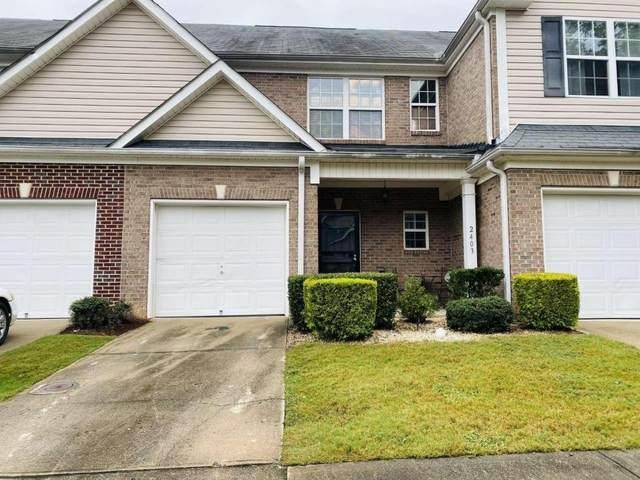 2555 Flat Shoals Road #2403, Atlanta, GA 30349 (MLS #9055837) :: Anderson & Associates