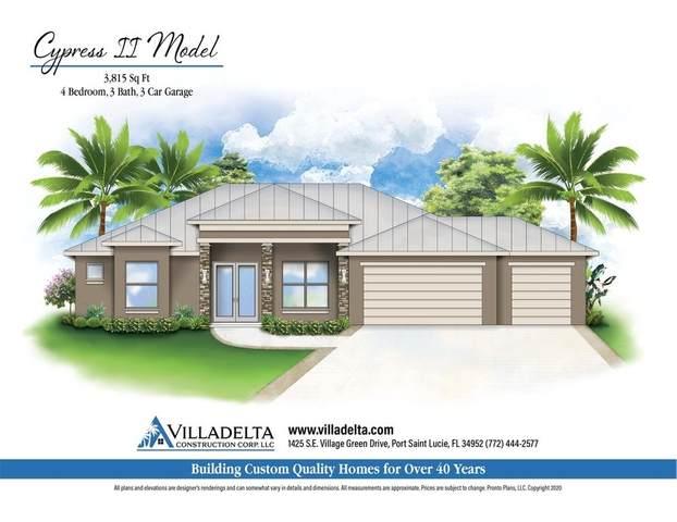2380 Noble Oaks Lane, Fort Pierce, FL 34981 (MLS #9055866) :: Morgan Reed Realty