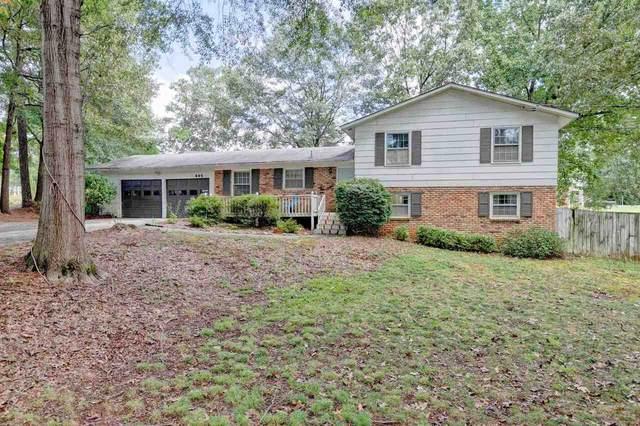 445 Concord Lane SE, Smyrna, GA 30082 (MLS #9055883) :: Anderson & Associates