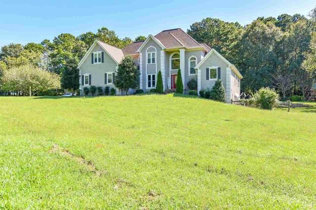 871 Bo Bo Banks Road, Grantville, GA 30220 (MLS #9055908) :: Anderson & Associates