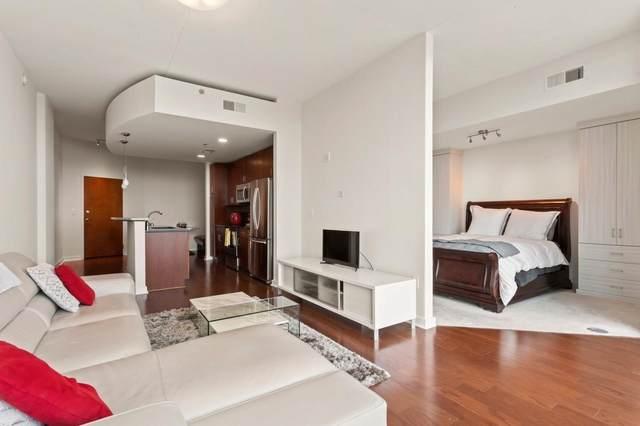 361 17th Street NW #1610, Atlanta, GA 30363 (MLS #9055926) :: Scott Fine Homes at Keller Williams First Atlanta