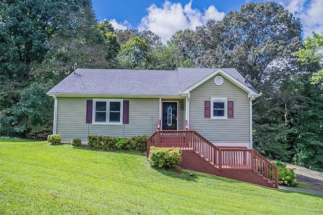 14 Black Jack Mountain, Cartersville, GA 30120 (MLS #9055965) :: EXIT Realty Lake Country