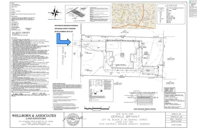 3461 Hyland Drive, Decatur, GA 30032 (MLS #9055971) :: Regent Realty Company