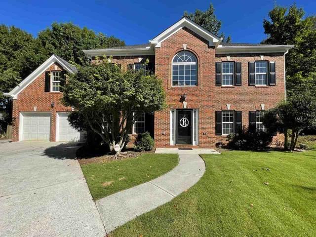 2931 Fontainebleau Drive, Dunwoody, GA 30360 (MLS #9055975) :: Scott Fine Homes at Keller Williams First Atlanta