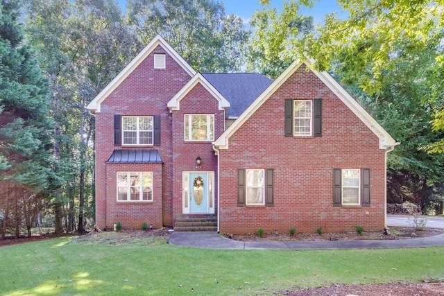 829 Harvest Lane, Monroe, GA 30655 (MLS #9055998) :: EXIT Realty Lake Country