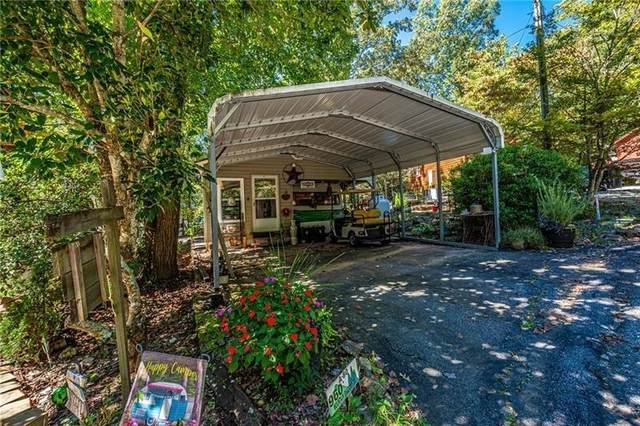 960 Mountain Shadows Drive, Cleveland, GA 30528 (MLS #9056003) :: Crest Realty