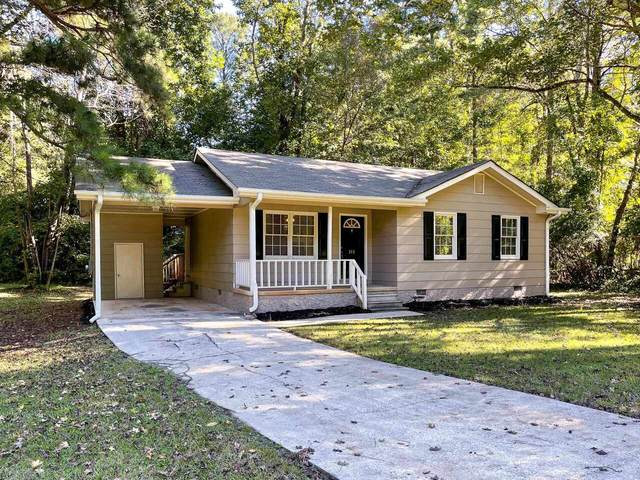 383 Seven Forks Road, Griffin, GA 30223 (MLS #9056057) :: Houska Realty Group