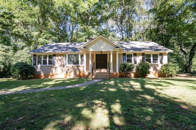 186 Spruce Valley Road, Athens, GA 30605 (MLS #9056059) :: Houska Realty Group