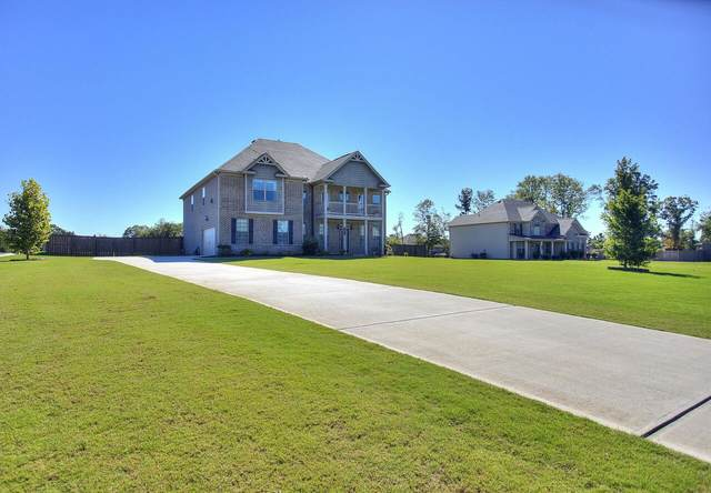 201 Newsome Trail, Mcdonough, GA 30252 (MLS #9056069) :: The Cole Realty Group