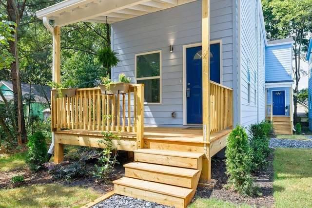 815 Smith Street SW Unit A, Atlanta, GA 30310 (MLS #9056097) :: Statesboro Real Estate