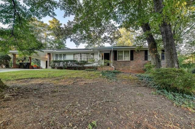 576 Lorell Terrace NE, Atlanta, GA 30328 (MLS #9056113) :: Crown Realty Group