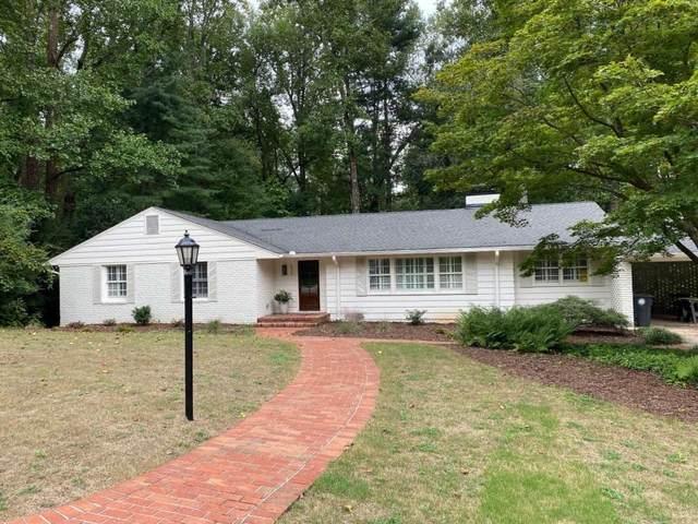 820 Glenwood Drive, Gainesville, GA 30501 (MLS #9056115) :: Crest Realty