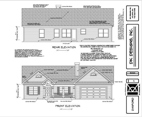 0 Allen Acres Lot 1, Hartwell, GA 30643 (MLS #9056143) :: Athens Georgia Homes
