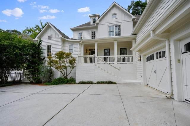 634 Timm Valley Road NE, Atlanta, GA 30305 (MLS #9056151) :: EXIT Realty Lake Country