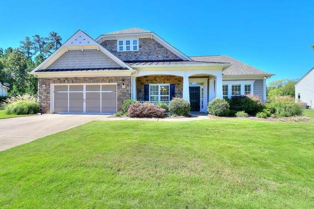 1121 Lake Front Court, Greensboro, GA 30642 (MLS #9056170) :: AF Realty Group