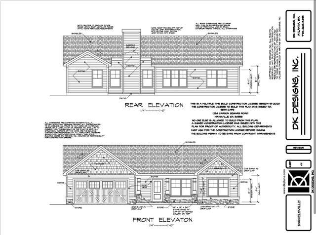 0 Allen Acres Lot 2, Hartwell, GA 30643 (MLS #9056209) :: Athens Georgia Homes