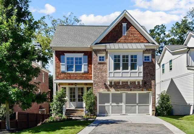 2356 Colonial Drive NE, Brookhaven, GA 30319 (MLS #9056222) :: Statesboro Real Estate