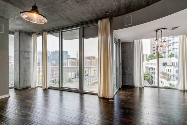 855 Peachtree Street NE #601, Atlanta, GA 30308 (MLS #9056240) :: Statesboro Real Estate