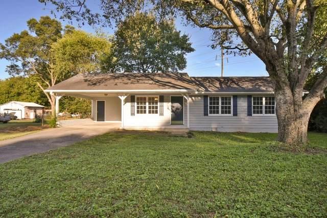 94 Burnt Hickory Drive SW, Cartersville, GA 30120 (MLS #9056281) :: Scott Fine Homes at Keller Williams First Atlanta