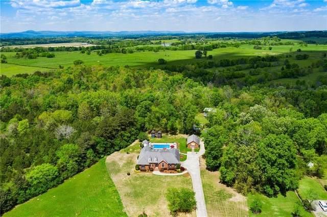 104 Aspen Drive NE, Calhoun, GA 30701 (MLS #9056297) :: EXIT Realty Lake Country