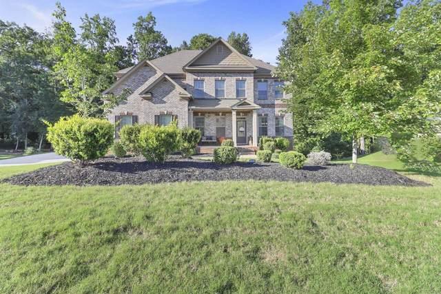 203 Shellbark Drive, Mcdonough, GA 30252 (MLS #9056301) :: Crown Realty Group