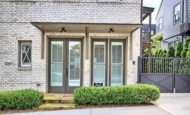 2069 Manchester Street, Atlanta, GA 30324 (MLS #9056308) :: Scott Fine Homes at Keller Williams First Atlanta