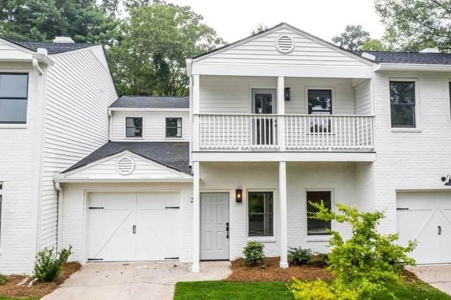 230 West Avenue #2, Carrollton, GA 30117 (MLS #9056318) :: Athens Georgia Homes