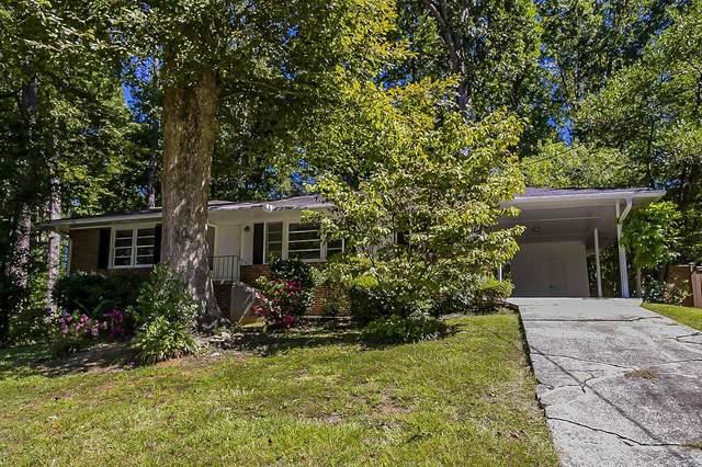 1875 Ravenwood, Atlanta, GA 30329 (MLS #9056323) :: EXIT Realty Lake Country