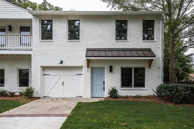 230 West Avenue #1, Carrollton, GA 30117 (MLS #9056357) :: Athens Georgia Homes